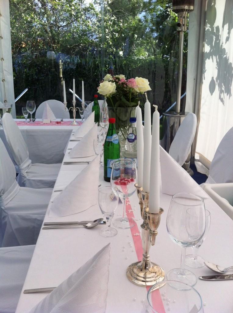 Hochzeitsfeier 40 Personen