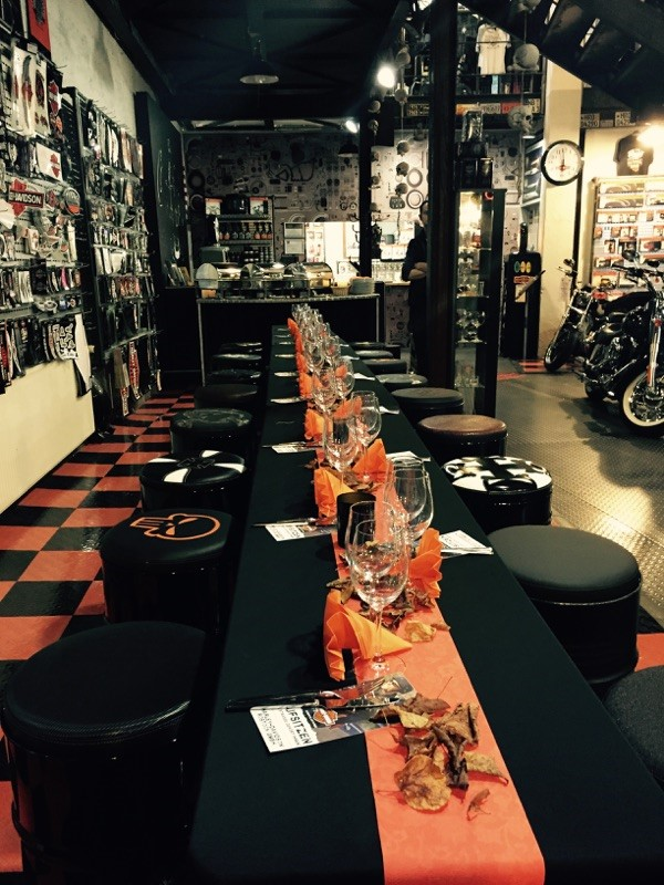 Catering Harley Davidson Rostock 30 Personen