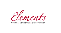 Logo Elements Blumenlieferant